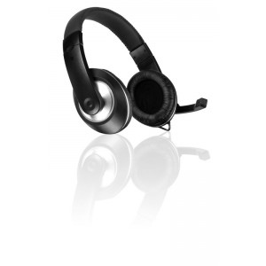 THEBE CS Stereo Headset, black