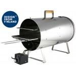 Muurikka Electric Smoking Oven Pro 1200w With Cov - Stk. - Str. Stk. - Ovn