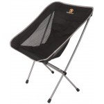 Travelsafe Travel Chair Calais - Black - Str. Stk - Campingstol