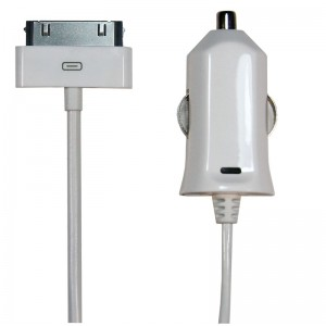 Image of 12V Charger 30pin M White