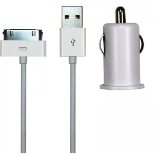 Image of 12V Charger Iphone 30pin 1.5m