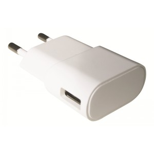 Image of   AC Charger USB Phone 1A