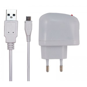 Image of   AC MicroUSB Charger 1,5m