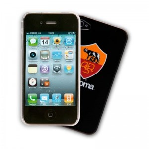 Image of   AS Roma Official Cover iPhone 4S/4