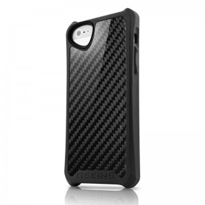 Image of   Atom Sheen Carbon iPhone5