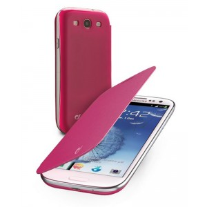 Image of   Backbook Galaxy S3Pink