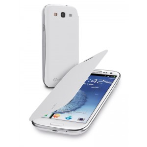 Image of   Backbook Galaxy S3White