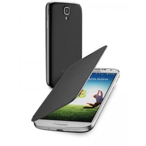 Image of   Backbook Galaxy S4 Black