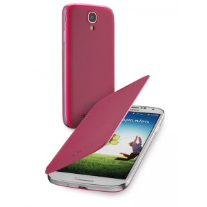 Image of   Backbook Galaxy S4 Pink