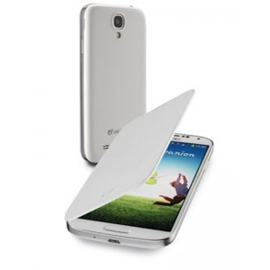 Image of   Backbook Galaxy S4 White