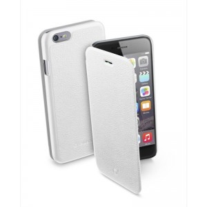 Image of   BOOK ESSENTIAL CASE IPH6 4,7 WHITE