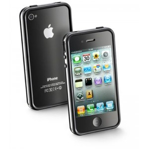 Image of   Bumper For iPhone4, Black iPhone 4/4S