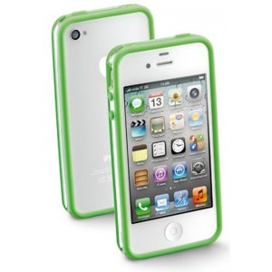 Image of   Bumper For iPhone4, Green iPhone 4/4S