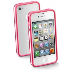 Image of   Bumper For iPhone4, Pink iPhone 4/4S