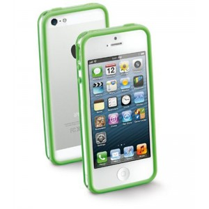 Image of   Bumper For iPhone5 Green