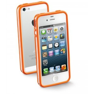 Image of   Bumper For iPhone5 Orange