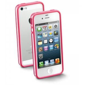Image of Bumper For iPhone5 Pink