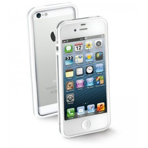 Image of Bumper For iPhone5 White