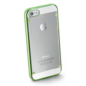 Image of   Bumper Plus For iPhone5 Green