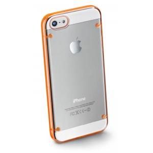Image of   Bumper Plus For iPhone5 Orange