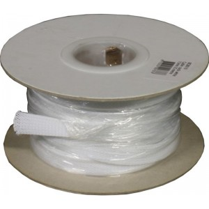 Image of   Cable Sleeve White 15mm - 25m