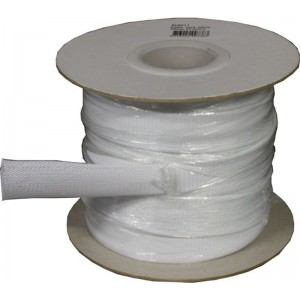 Image of   Cable Sleeve White 30mm - 25m
