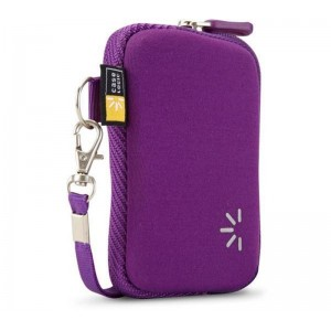 Image of   Case Logic Photo Case - Purple 6,7x1,5x10,4
