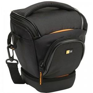 Image of   Case Logic SLR Camera Case Black/Orange - 16,5x11,2x16,7