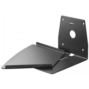 Cavus Wallbracket Play5 Black For Sonos Play 5