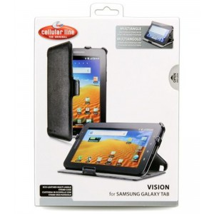 Cellularline Tablet Vision Samsung Galaxy Tab 10.1 cover sort