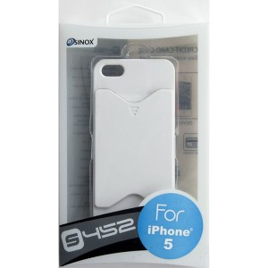 Image of   Creditcard Case iPhone5/5S