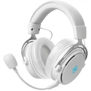 Billede af Deltaco-g Whiteline Wh90 Wireless Gaming Headset, White - Høretelefon