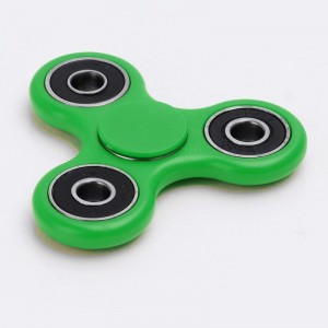 Image of   Fidget Spinners. ABS Plast Green