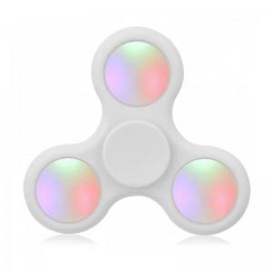 Billede af Fidget Spinners. ABS Plast LED White