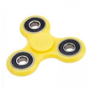 Image of   Fidget Spinners. ABS Plast Yellow