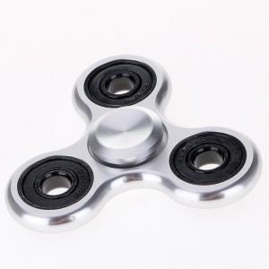 Image of   Fidget Spinners. Alu. Silver
