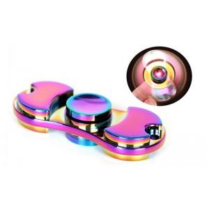 Fidget Spinners.Dual Bress