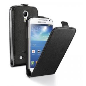 Flap Essential Black Galaxy S4 Mini