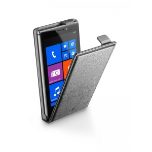 Flap Essential, Black Nokia Lumia 925