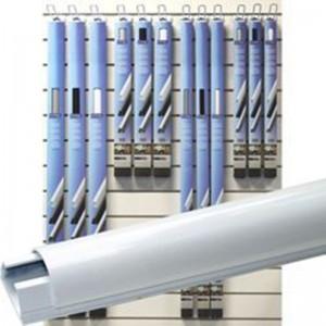 Billede af Flatline Cable Cover 40x1150mm White