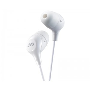 Image of   JVC In-Ear Headphone - White