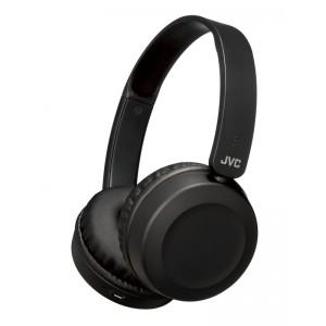 JVC On-Ear BT HP - Black With mic.