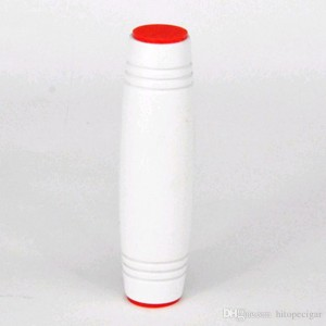 Image of   MOKURU Flip & roll desk toy White