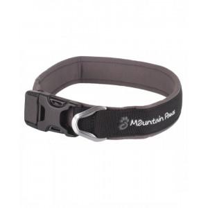 Billede af Mountain Paws Dog Collar, Large - Black - Hundeudstyr