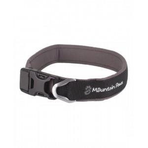 Billede af Mountain Paws Dog Collar, X-large - Black - Hundeudstyr