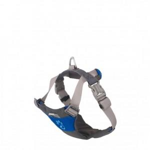 Billede af Mountain Paws Dog Harness, Large - Blue - Hundeudstyr