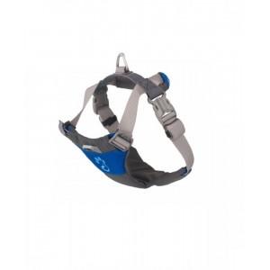 Billede af Mountain Paws Dog Harness, Medium - Blue - Hundeudstyr