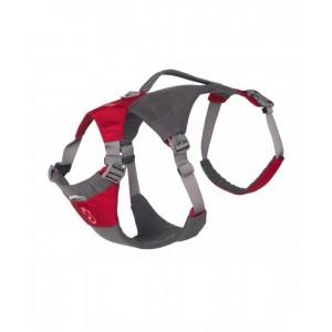 Billede af Mountain Paws Hiking Dog Harness, Medium - Red - Hundeudstyr
