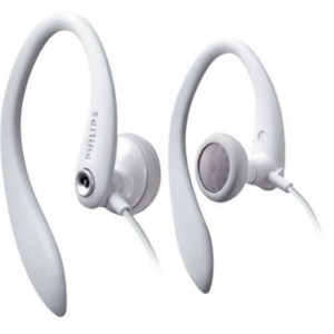 Image of   PHILIPS EARHOOK HP - WHITE White
