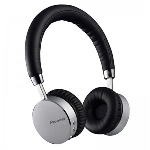 Image of   Pioneer Full-size BT. Ht. Silv W. mic Silver